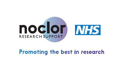 nhs noclor research support